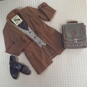🌱 Nordstrom Long One Button Blazer